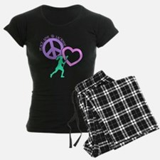 P-L-LACROSSE Pajamas