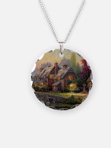 Celtic Village Necklace