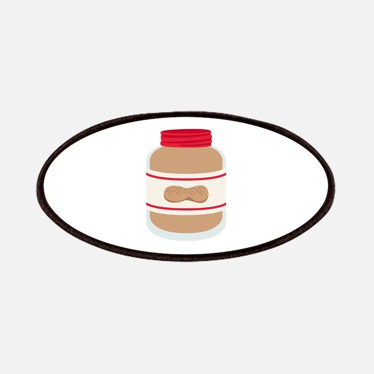 Peanut Butter Jar Patch