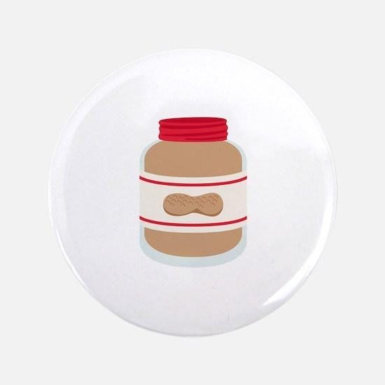 Peanut Butter Jar Button