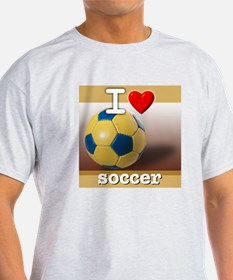 I Love Soccer, well, who does T-Shirt