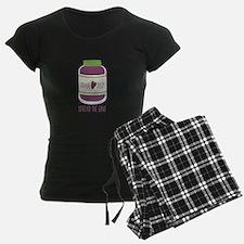 Spread The Love Pajamas