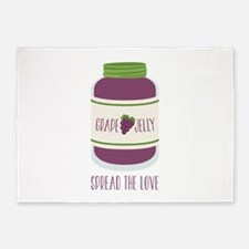 Spread The Love 5'x7'Area Rug