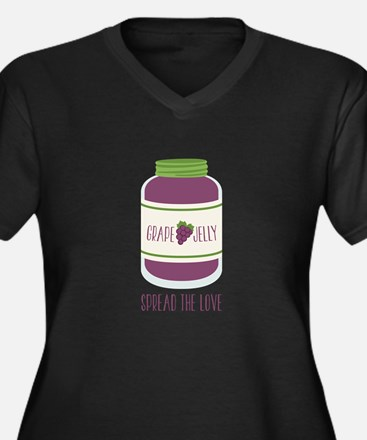 Spread The Love Plus Size T-Shirt