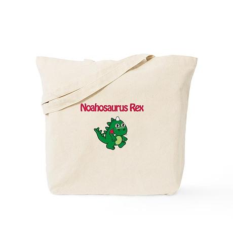Noahosaurus Rex Tote Bag