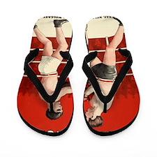 Wolgast-Nelson Fight Pictures - Restore Flip Flops