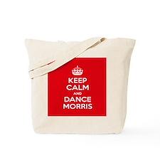 Morris Dancing Tote Bag