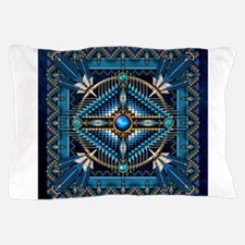 Native American Style Tapestry 3 Pillow Case