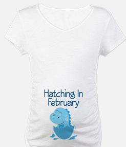 Hatching In February boy Shirt