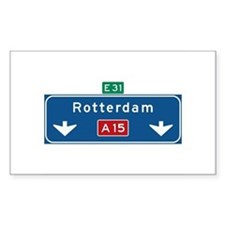 Rotterdam Roadmarker (NL) Decal