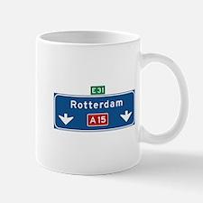 Rotterdam Roadmarker (NL) Mug