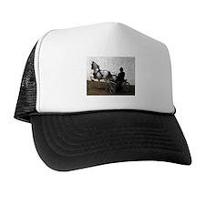 AFTM Arabian Driving Horse 2 Trucker Hat