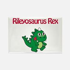 Rileyosaurus Rex Rectangle Magnet (10 pack)