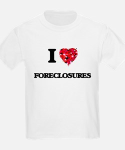 I love Foreclosures T-Shirt