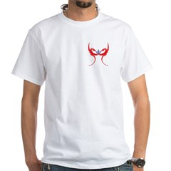 Square and Red Dragons Shirt