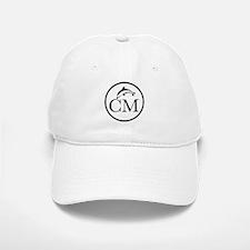 CM Baseball Baseball Cape May Dolphin Design Baseball Baseball Cap