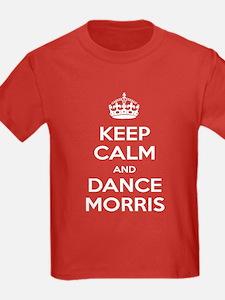 Morris Dancing T
