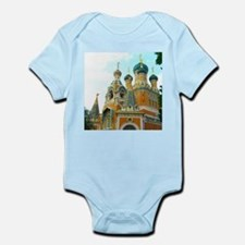Orthodox Russian Cathedral Church Body Suit