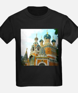 Orthodox Russian Cathedral Church T-Shirt