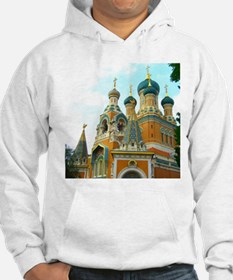 Orthodox Russian Cathedral Church Jumper Hoody