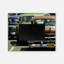 Funny Cuba cars Picture Frame