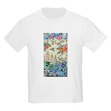 hummingbirds and flowers T-Shirt