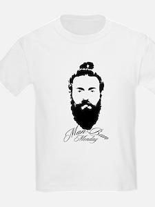 Man Bun Monday T-Shirt