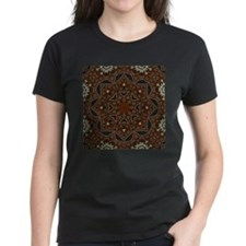 tooled leather western country T-Shirt
