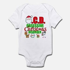 Obsessive Christmas Disorder Infant Bodysuit