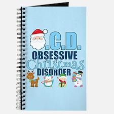 Obsessive Christmas Disorder Journal