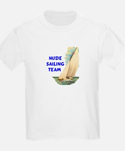 NUDE SAILING T-Shirt
