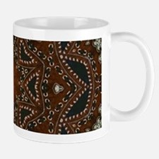 tooled leather western country Mugs