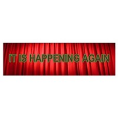 Twin Peaks It Is Happening Again Poster