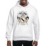 Zuniga Family Crest Hooded Sweatshirt