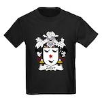 Zeller Family Crest Kids Dark T-Shirt