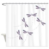 Dragonflies Shower Curtains