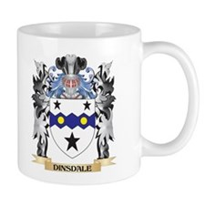 Dinsdale Coat of Arms - Family Crest Mugs