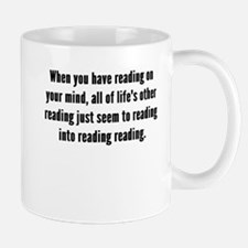 Reading On Your Mind Mugs