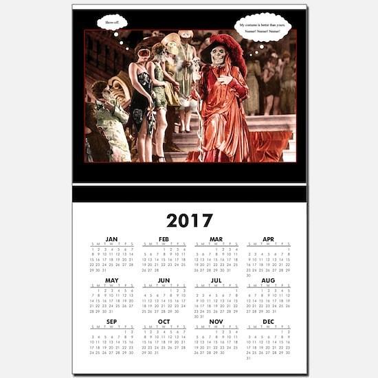 Cool Death Calendar Print