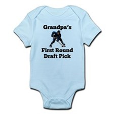 Grandpas First Round Draft Pick Body Suit