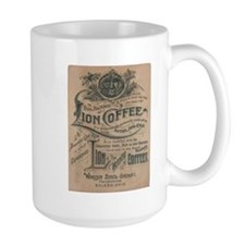 LION COFFEE - VINTAGE COFFEE CO Mugs