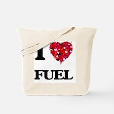 I love Fuel Tote Bag