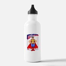 Megaman Water Bottle