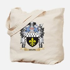 Dixon Coat of Arms - Family Crest Tote Bag