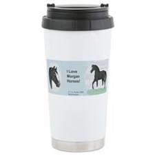 Cool Morgan Travel Mug