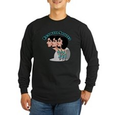 Boswell Sisters Long Sleeve T-Shirt