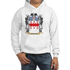 Dobson Coat of Arms - Family Cre Jumper Hoody