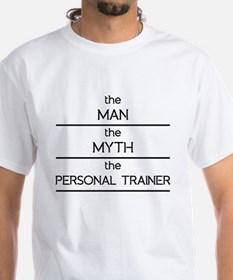 The Man The Myth The Personal Trainer T-Shirt