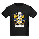 Velasco Family Crest Kids Dark T-Shirt