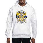 Velasco Family Crest Hooded Sweatshirt